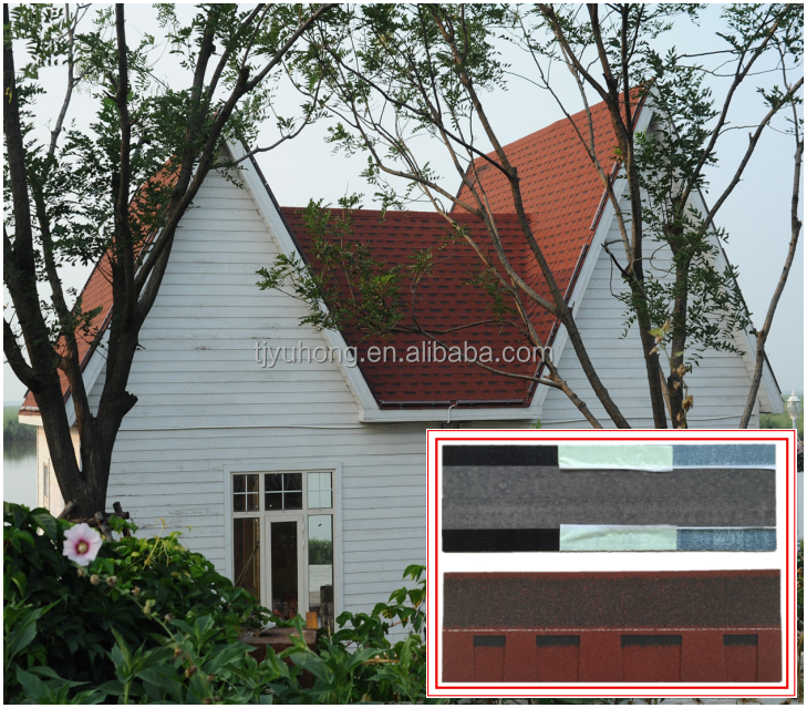 China asphalt roofing shingles/asphalt shingles