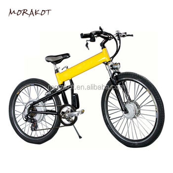 New Model CE Approved 2 Wheel with High Quality Electric Bicycle -- FE6