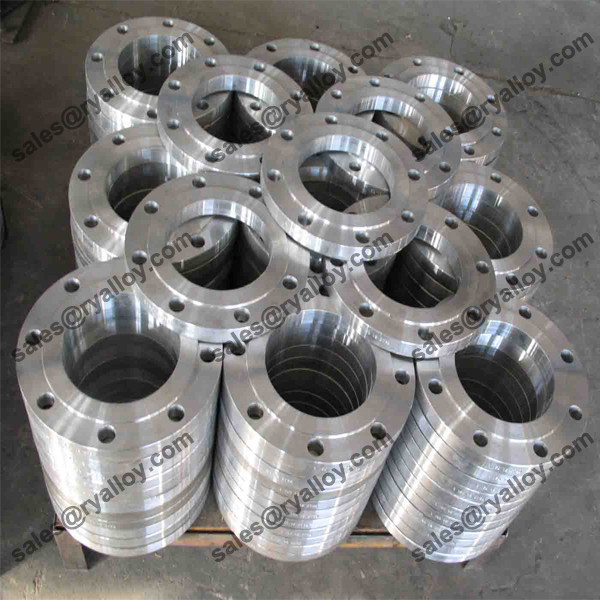 ansi class 150 slip on raised face flange