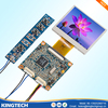 "2.4"" led backlight 30pin 40pin tft universal lcd controller board"