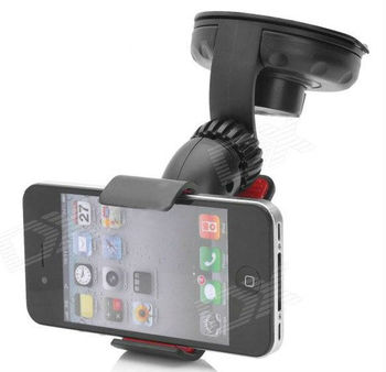 Car windshield Mount for iPhone 4s 5 samsung htc phones