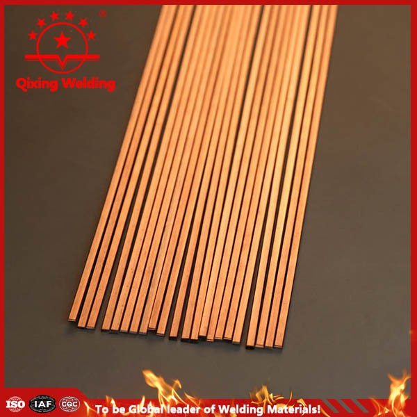 Phos Copper materials for brazing magnesium filler rod