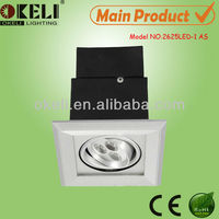 Buy epistar ceiling light cob led grille in China on Alibaba.com