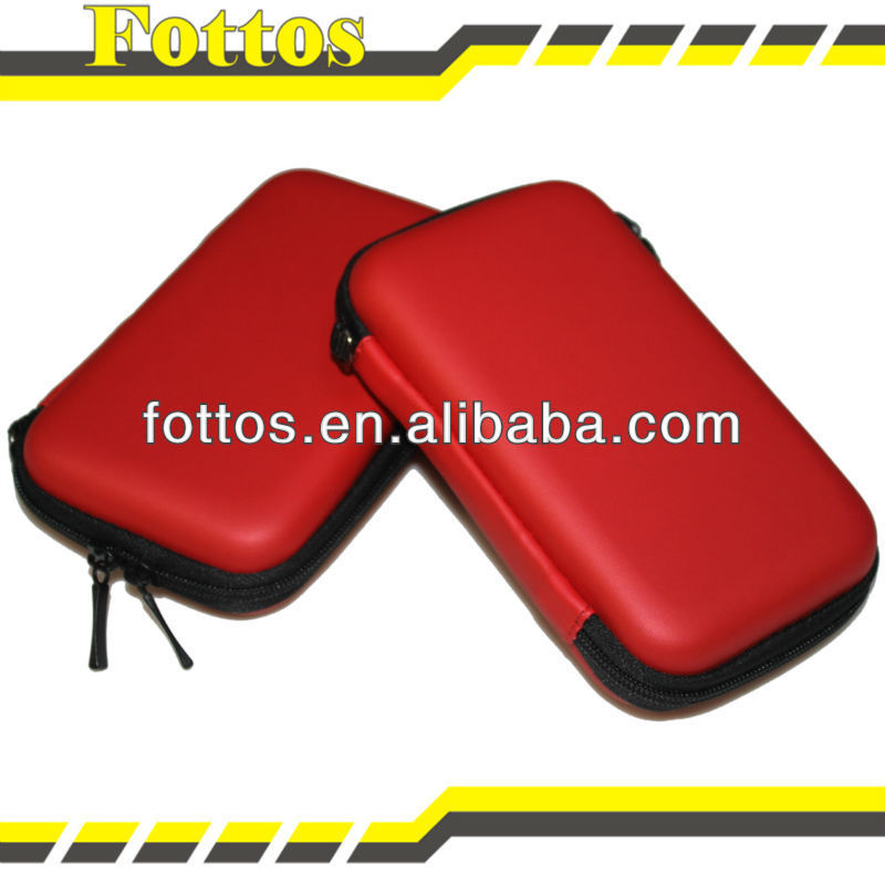 2.5'' HDD case bag rubber hdd case