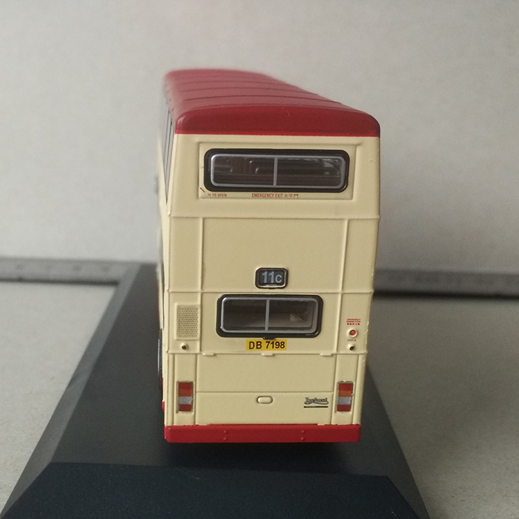 high quality diecast bus models ODM