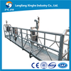 Factory manufacturing hot galvanized ZLP630 roof cleaning equipment
