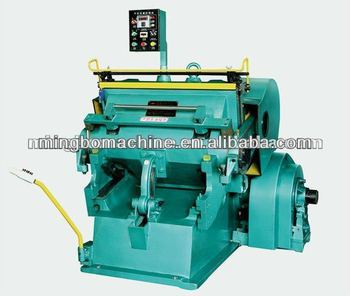 high quality semi-auto die cutting machine MB-930