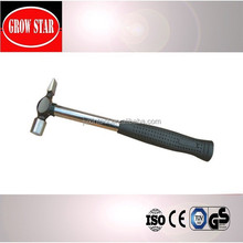Flat Tail Hammer Cross Pein Hammer With Steel Handle
