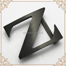 China Factory Price Buckle Manufacturer Gun Color Mens Belt Alphabet Buckle