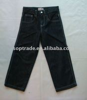 2014 alibaba china children kids jeans for girls manufacture