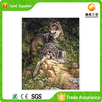 Factory Supply 3D Diy Outdoors Art Paintings