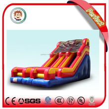 Amazing water park slide for hotel or beach, commercial inflatable water slide