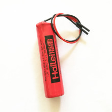 China red 3.7V 18650 2000mah lithium ion battery with KC certificate