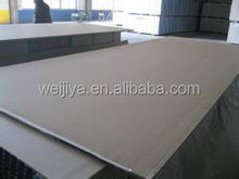 High Impact Resistance Paper Faced Drywall /Gypsum Board Supplier For Ceiling