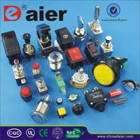 Daier sealed toggle switches