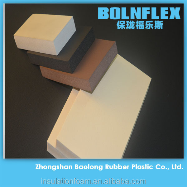 China Supplier Thermal Construction Materials /Flexible Insulation foam
