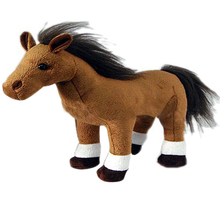 2017 Hot Product Cute High Quanlity Plush Toy Plush Horse