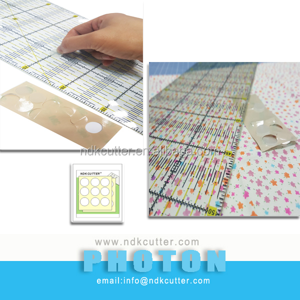 Fabric Grips Sandpaper Dots Pack of 27