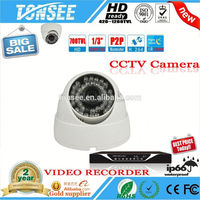 China factory wholesale the cheapest vandalproof dome cctv camera,indoor cctv security camera,dvr cctv software windows xp