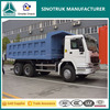 High Quality Howo Medium Volume Sand Tipper Truck for Sale