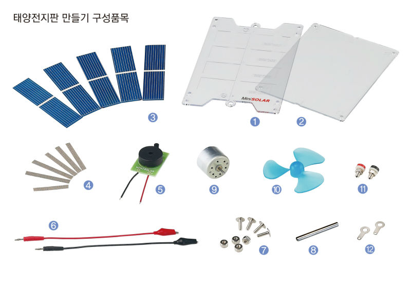 Educational Solar Panel Kit DIY