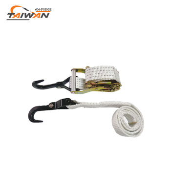 OEM safety tow strap series belt ratchet tie down