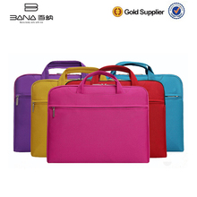"Wholesale 13"" 14"" and 15.6"" Polyester Messenger Laptop Tote Bag For Girl"