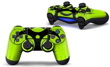 High quality skin for playstation 4 controller vinyl skin for ps4 controller skin sticker