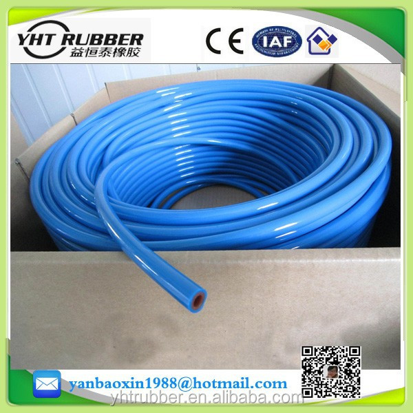 Polyamide hose for air or fluid