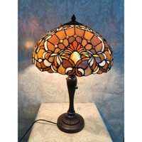 Tiffany Lmap Stain Glass for sale