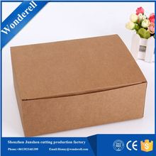new product hard cover paper poultry cardboard box