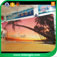 Cecilia-2454 Factory Good price for Aluminum Material pop up stand/Pop Up Display /Backdrop banner stand