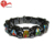 Huanan new product catholicism religious popular beaded natural hematite men bracelets