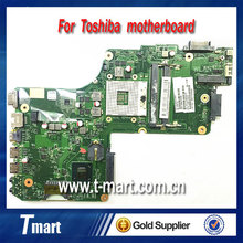 Original laptop motherboard V000275490 DK10F-6050A2541801-MB-A02 for Toshiba Satellite C855 fully tested working well