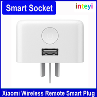 NEW Original Xiaomi Mi Smart Socket Remote Control With Phone APP TV Light Bulb Subwoofer Rice Cooker AC Kettle Xiaomi Socket