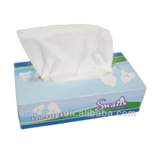 2ply&3ply recycled box facial tissue paper