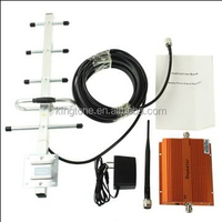 home mobile 2g 3g 4g signal boster/repeater,gsm900 dcs 1800 wcdma 2100 mobile signal repeater,Kingtone repeater from China