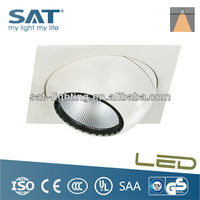 Zhongshan Manufacturer 26W CE listed Recessed Gimbal LED Downlight