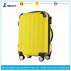 Colourful travel trolley luggage bag cheap luggage bags sky travel luggage bag