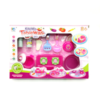 Good Quantiy Plastic Kids Tea Set