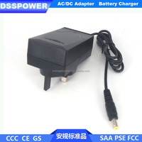 24v1.5a 36w UK plug power adapter for Soybean Milk machine with CE GS certification