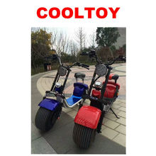 Cooltoy 1000W Fat Tire Electric Scooter Adult Electric City Motorcycle