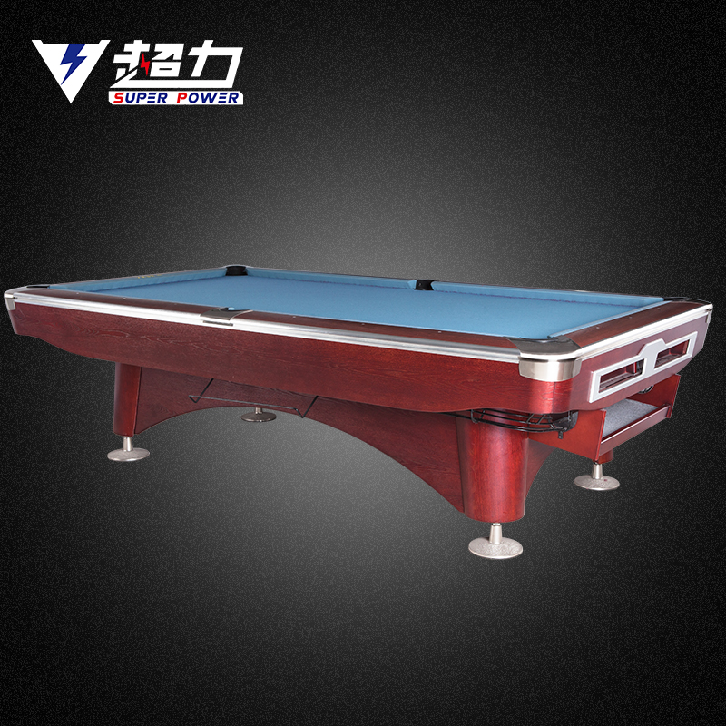 biliard pool table
