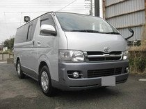 2004 TOYOTA HIACE VAN SUPER GL 2.5L Diesel Turbo car