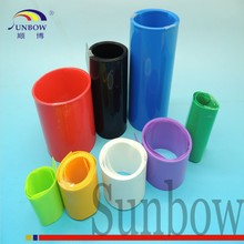 SUNBOW 30.0mm Width Clear PVC Heat Shrinkable Tube for 18650 Battery