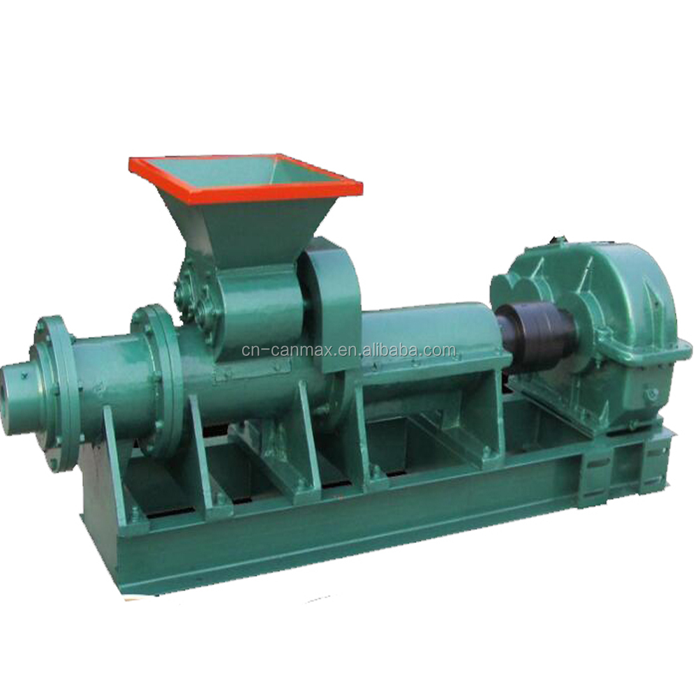 Coal rods extruder machine / Charcoal powder rod extruder / Activated carbon rod extruder