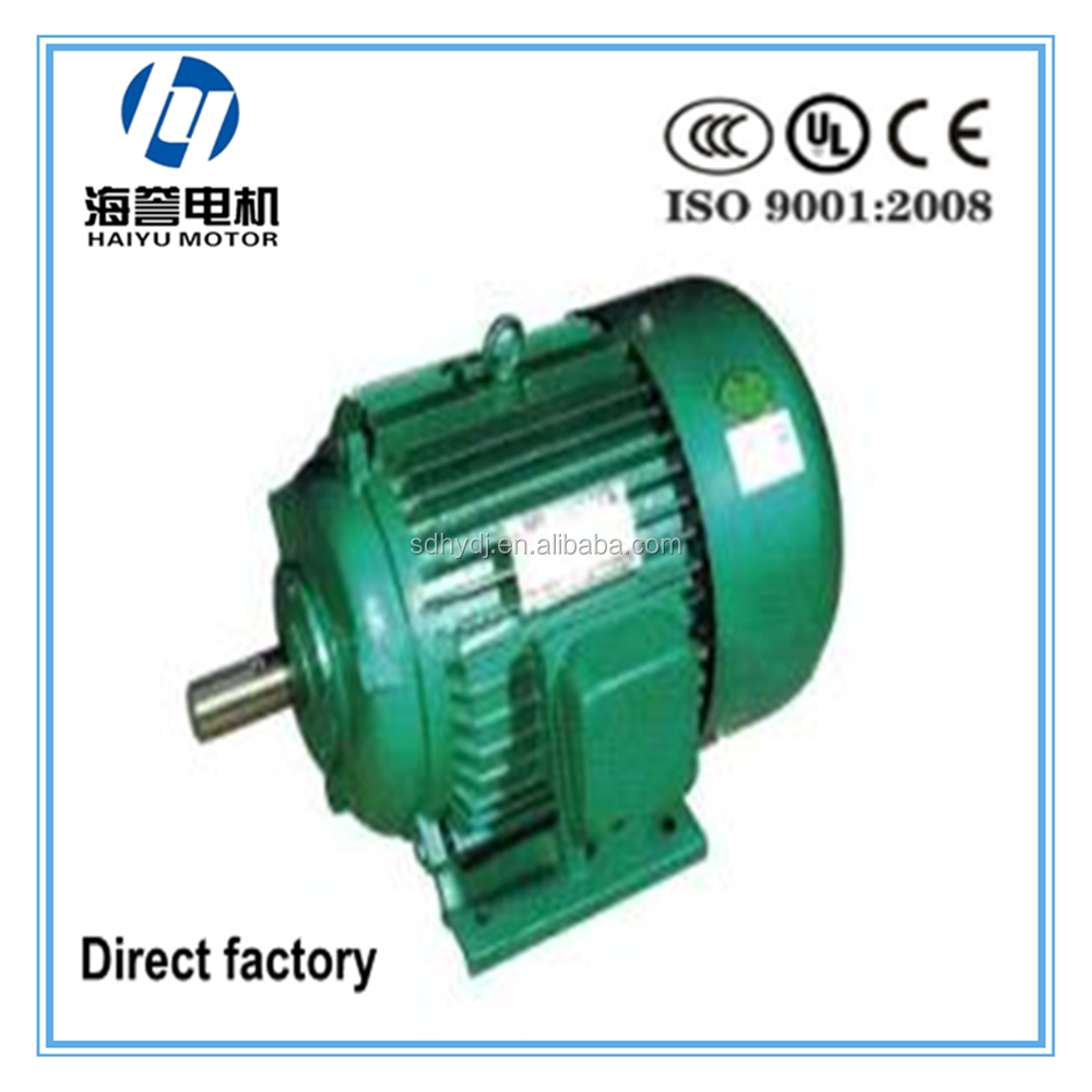 YX3 high efficiency series waterproof submersible electric motors