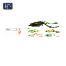 High Quality HYD-HZ-F001 Fishing Frog Lure