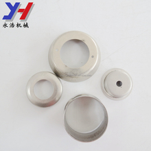 Manufacture custom deep drawn auto metal stamping parts