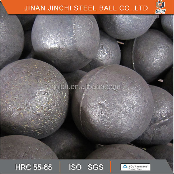JC- casting grinding ball with ISO9001 high hardness iron ball